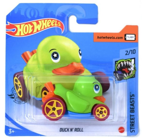 Hot Wheels Duck N' Roll