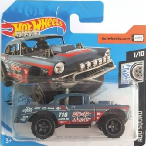 Hot Wheels Rod Squad Big-Air Bel-Air