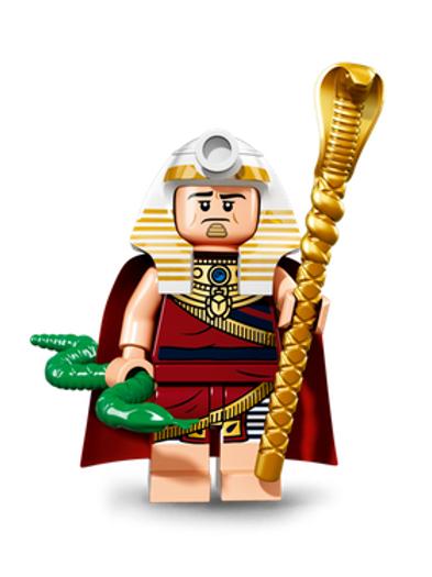 Lego Minifigür Batman Seri 1 King Tut