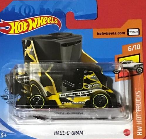 Hot Wheels Haul-O-Gram