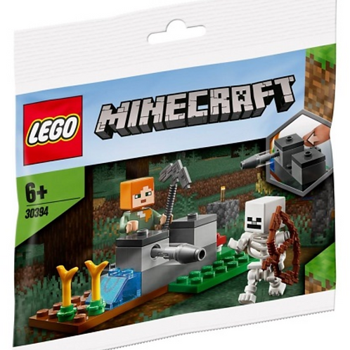 LEGO 30394 The Skeleton Defense (Polybag)