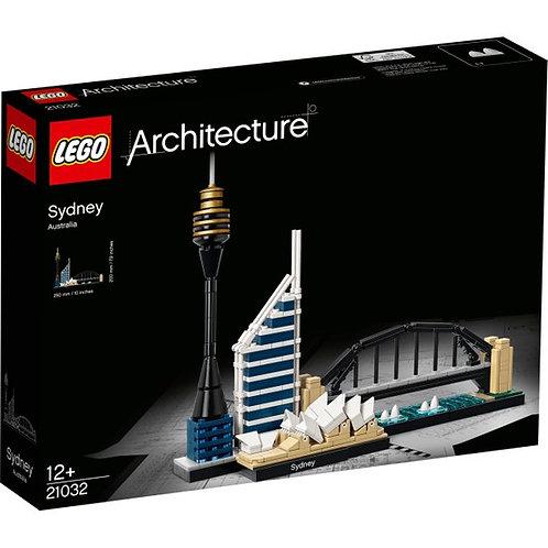 Lego Architecture 21032 Sidney