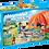 Thumbnail: Playmobil 70089 Family Camping Trip