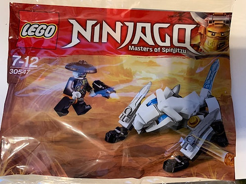 Lego Polybag 30547 Ninjago Masters Of Spinjitzu