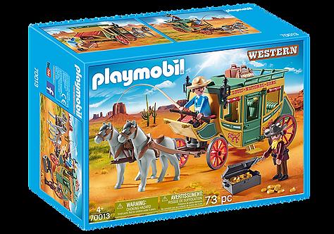 Playmobil 70013 Western Stagecoach