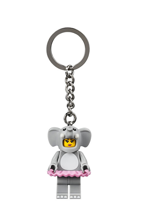 Lego Anahtarlık 853905 Elephant Girl