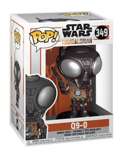 Funko Pop 349 Star Wars Mandalorian: Q9-0