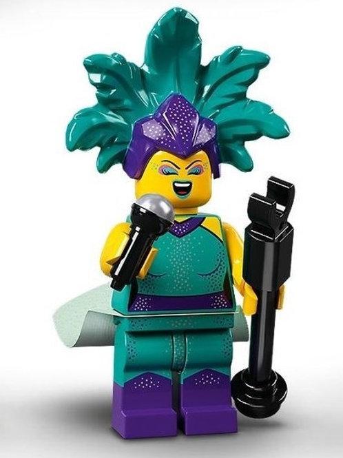 Lego Minifigür Seri 21 - 12 Cabaret Singer