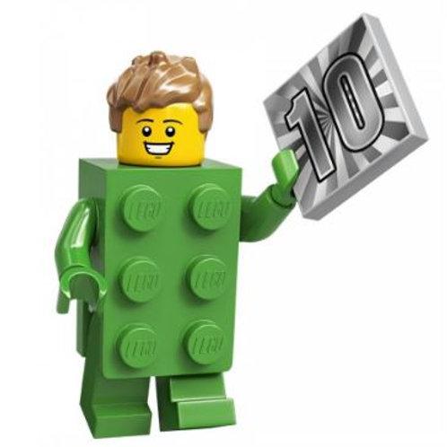 Lego Minifigür Seri 20 - 13 Numara