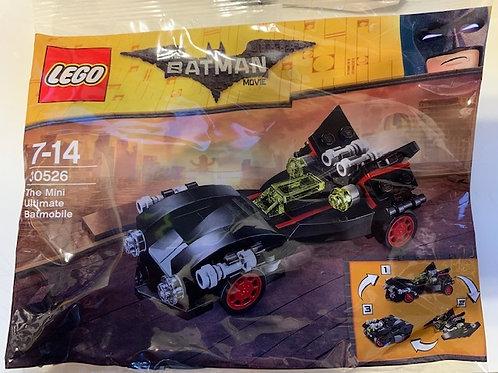 Lego Polybag 30526 Batman The Mini Ultimate Mobile