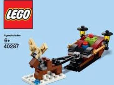 Lego Polybag 40287