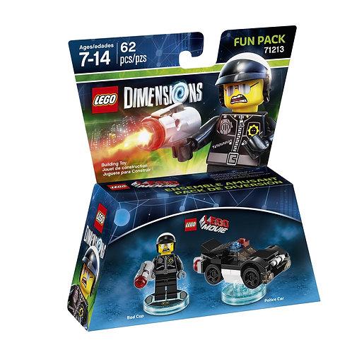 Lego Dimensions 71213 Bad Cop