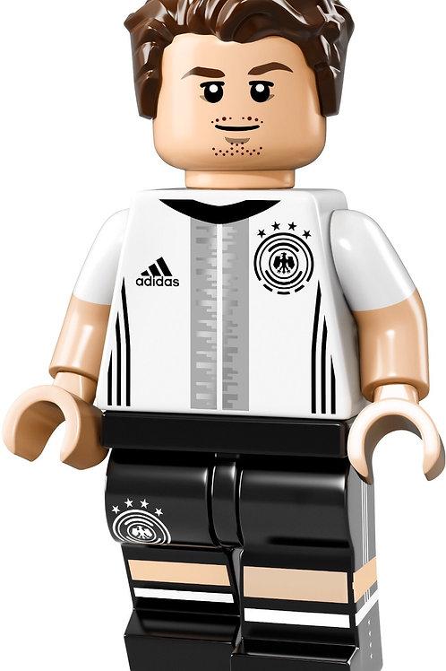 Lego Minifigür Seri DFB Mario Götze No:15