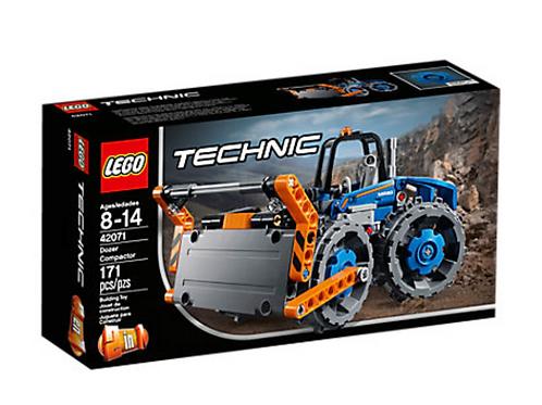 Lego Technic 42071 Dozer Compactor
