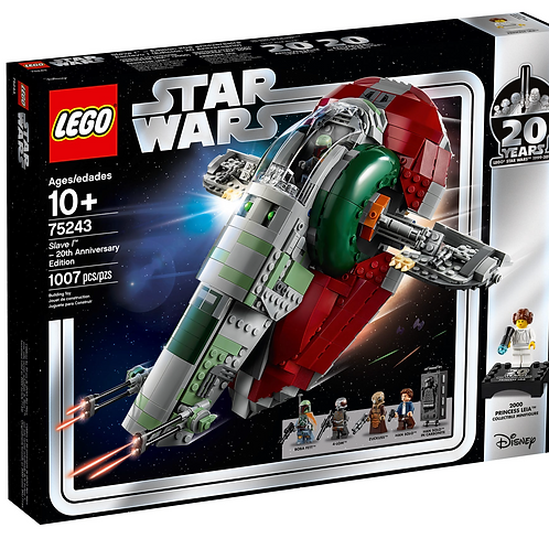 Lego Star Wars 75243 Slave l™ – 20th Anniversary Edition