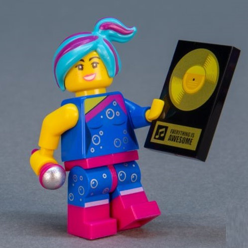 Lego Movie 2 Minifigure Series No:9 Flashback Lucy