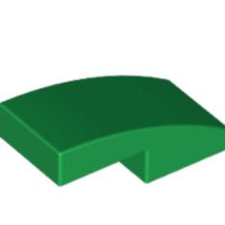 Part 11477 Slope, Curved 2 x 1