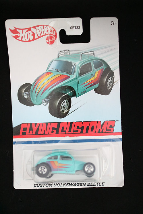 Hot Wheels Flying CustomsVolkswagen Beetle