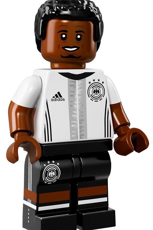 Lego Minifigür Seri DFB Jerome Boateng No:3