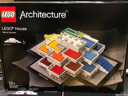 OUTLET - Lego Architecture 21037 Billund Lego House