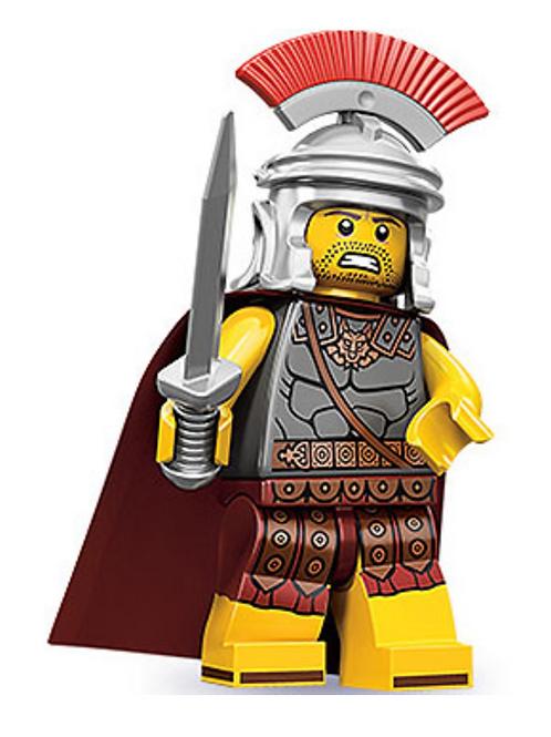 Lego Minifigür Seri 10 Roman Commander No:3