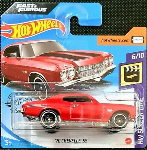 Hot Wheels '70 Chevelle SS