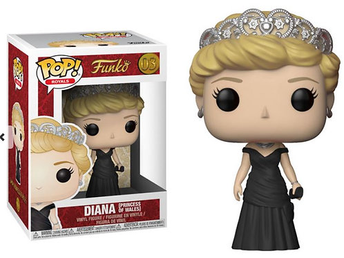 Funko Pop Royals 03 Diana Princess of Wales