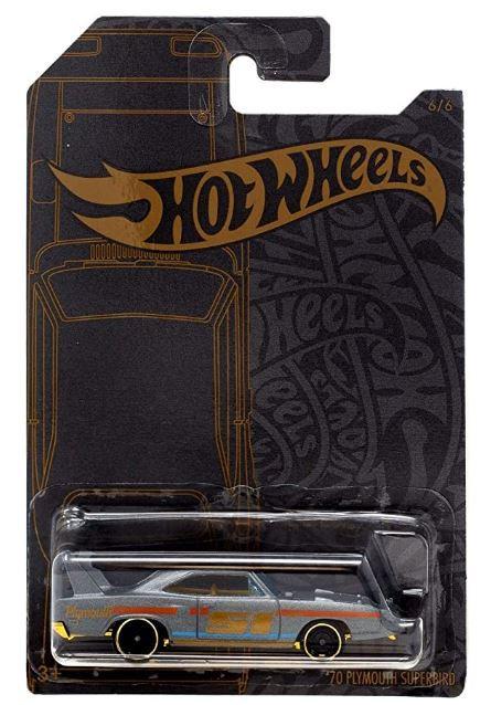 Hot Wheels 70 Plymouth Superbird