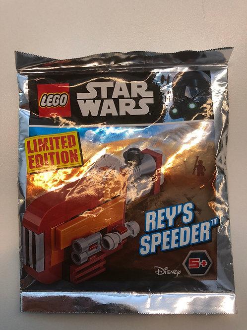 Lego Star Wars Rey's Speeder Polybag