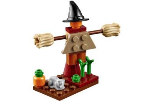 Lego Polybag Scarecrow 40285