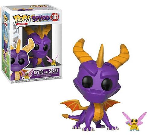 Funko Pop Games Spyro 361 Spyro and Sparx