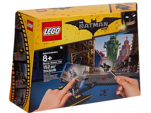 The Lego 853650 Batman Movie Maker Set