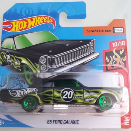 Hot Wheels '65 Ford Galaxie