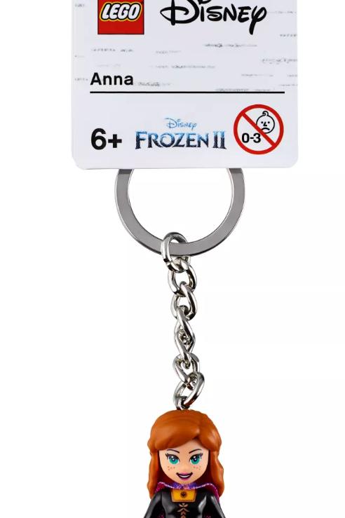 Lego Anahtarlık 853969 Disney Frozen 2 Anna Keyring