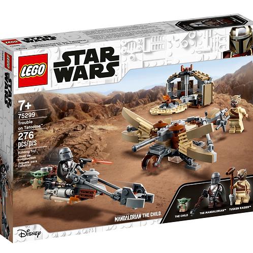 Lego Star Wars 75299 Trouble on Tatooine