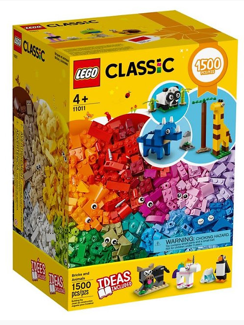 Lego Classic 11011 Bricks and Animals
