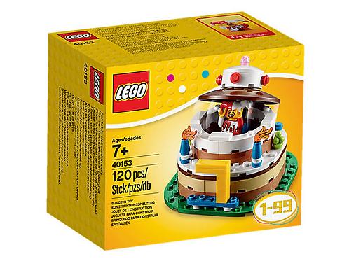 Lego 40153 Iconic Birthday Table Decoration