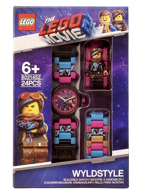 Lego Saat 8021452 Lego Movie 2 Wyldstyle