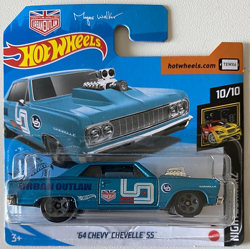 Hot Wheels '64 Chevy Chevelle SS