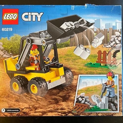 OUTLET - LEGO City 60219 İnşaat Yükleyicisi