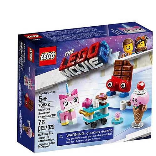 Lego Movie 2 70822 Unikitty's Sweetest Friends EVER!