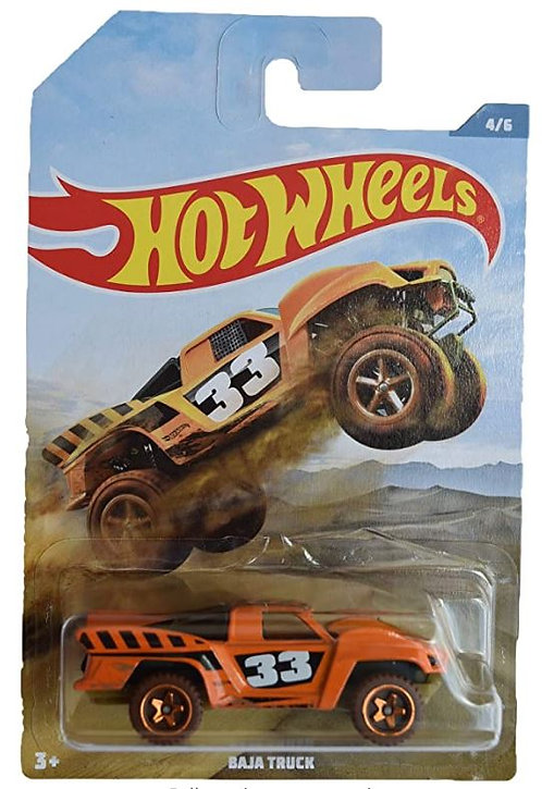 Hot Wheels Baja Truck