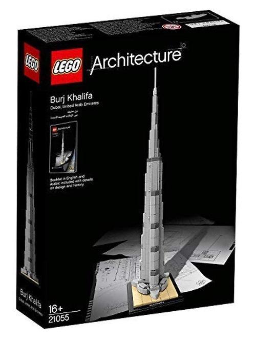 Lego Architecture 21055 Burj Khalifa (Yeni Model)