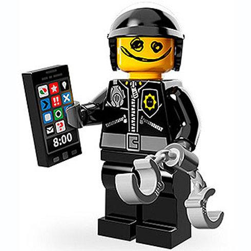 Lego Minifigür Movie Seri Bad Cop