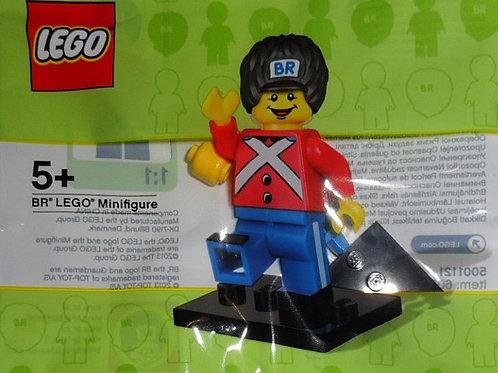 Lego Polybag 5001121 BR Minifigure