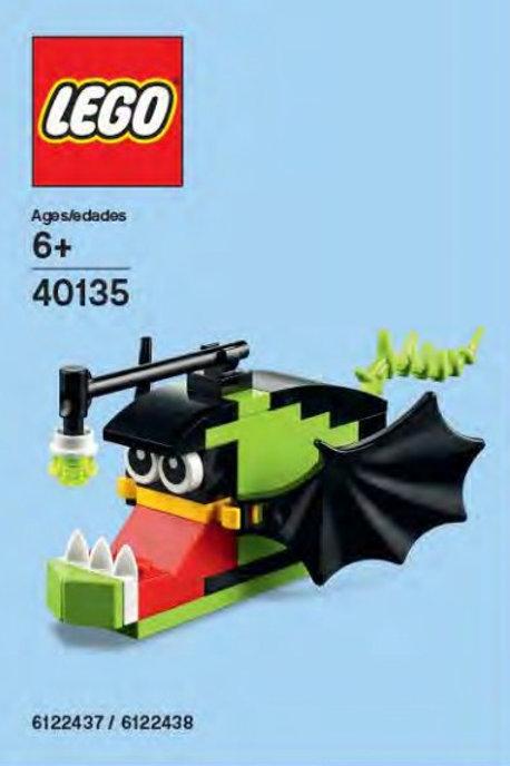 Lego Polybag 40135