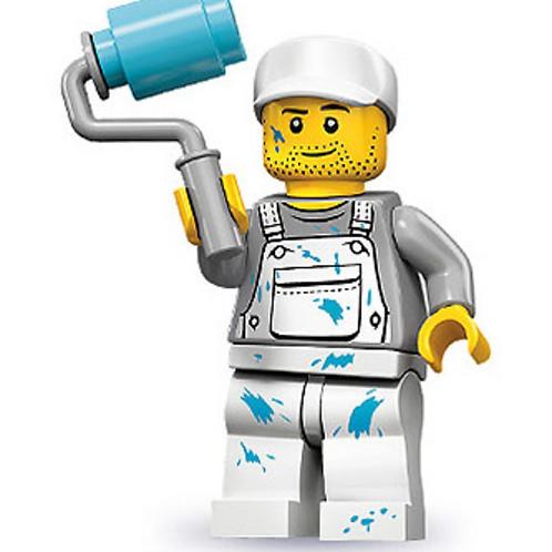 Lego Minifigür Seri 10 Decorator No:15