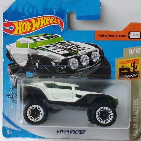 Hot Wheels Hyper Rocker