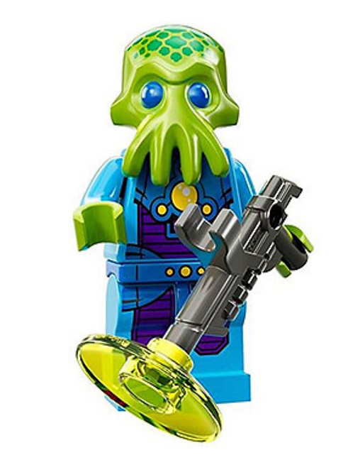 Lego Minifigür Seri 13 Alien Trooper No:7