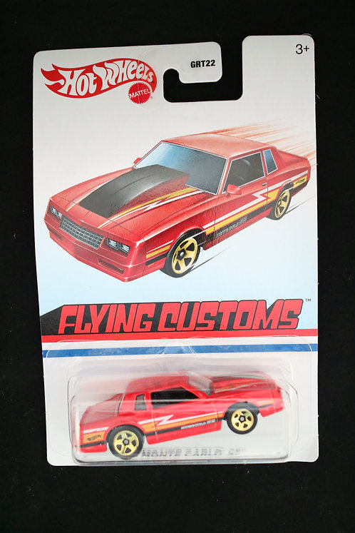 Hot Wheels Flying Customs '71 Dodge Demon